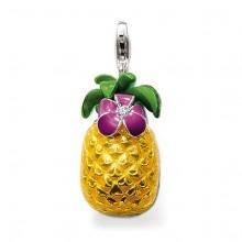 Pineapple Pendant - Thomas Sabo Charm