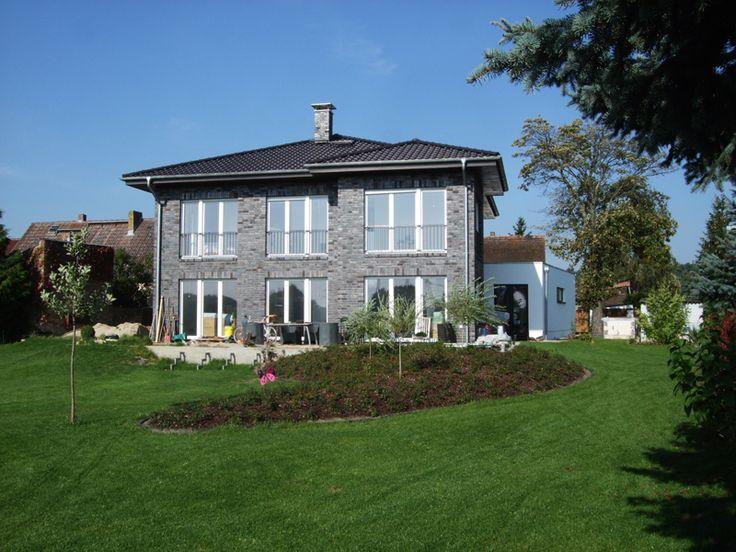 Stadtvilla roter klinker  45 besten Häuser Bilder auf Pinterest | Architektur, Stadtvilla ...