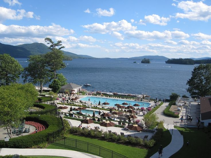 The Weekend - The Sagamore, Lake George, NY — Annie Fitzsimmons