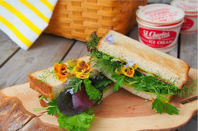 季節を挟んだサンドイッチ屋「ガルテン」青山コミューン246にオープン