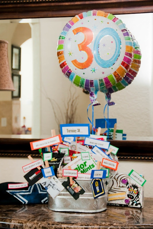 30 Gifts For 30 Years 30th Loving My Husband 30th