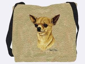 Chihuahua II Tote Bag - 17 x 17 Tote Bag by Pure Country. Save 46 Off!. $32.30. 100% cotton, a soft natural fiber. Woven, ensuring long life with little to no product degradation. 17 x 17 inches. Robert May dog portraits
