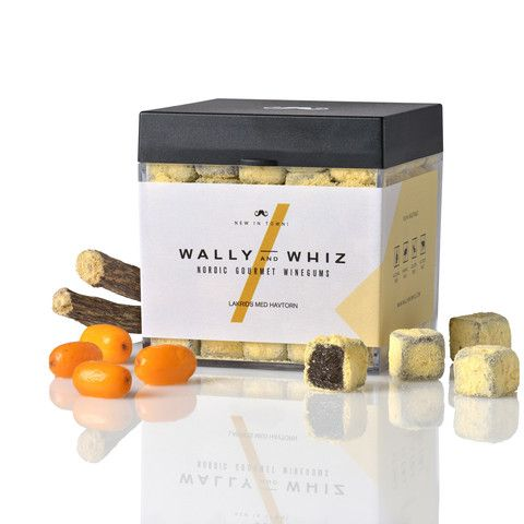 Wally and Whiz - Lakrids med Havtorn