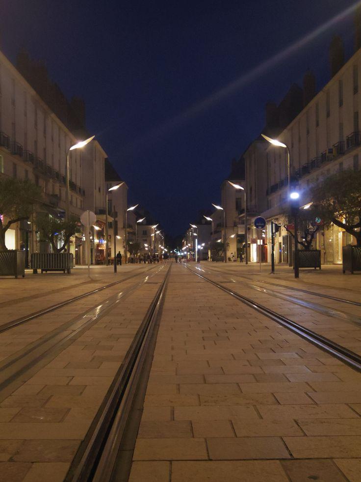 Rue Nationale de nuit - 19 juin 2013 (Tours)