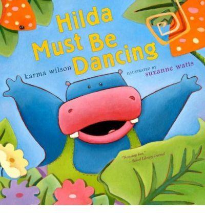 With hilarious illustrations and a rhythmic text that rumbas and boogies off the page, this story of a hippo who loves to express herself by dancing is sure to set young feet tapping and fingers snapping. Full color.