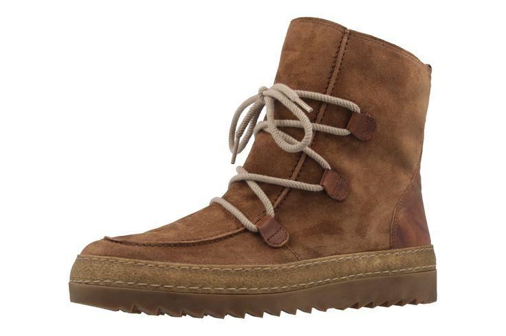 GABOR - Damen Boots - Braun Schuhe in Übergrößen – Bild 1