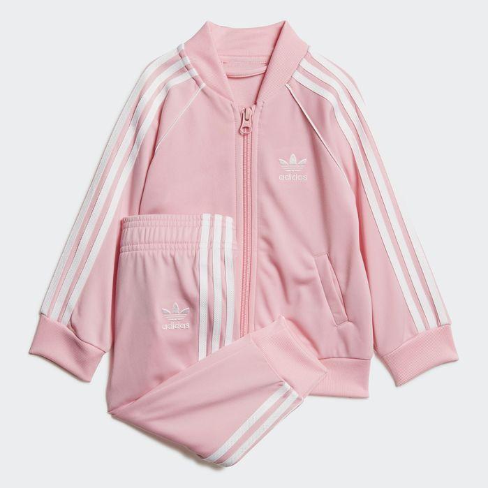 SST Track Suit Set Pink 3M Kids