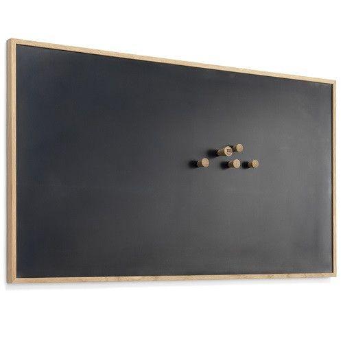 The Oak Men-notice board-board-ironplate-metal-magnet-oak