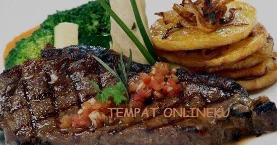 Resep dan Cara Membuat Steak Daging Saus Sederhana