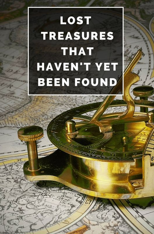 Lost treasure does exist, and for those willing to adventure to find it, real life can be just as exciting as any of the Tomb Raider or Indiana Jones films!!