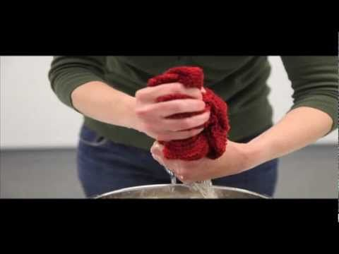 Блокировка шали How to Block Lace Knitting with Blocking Wires - YouTube