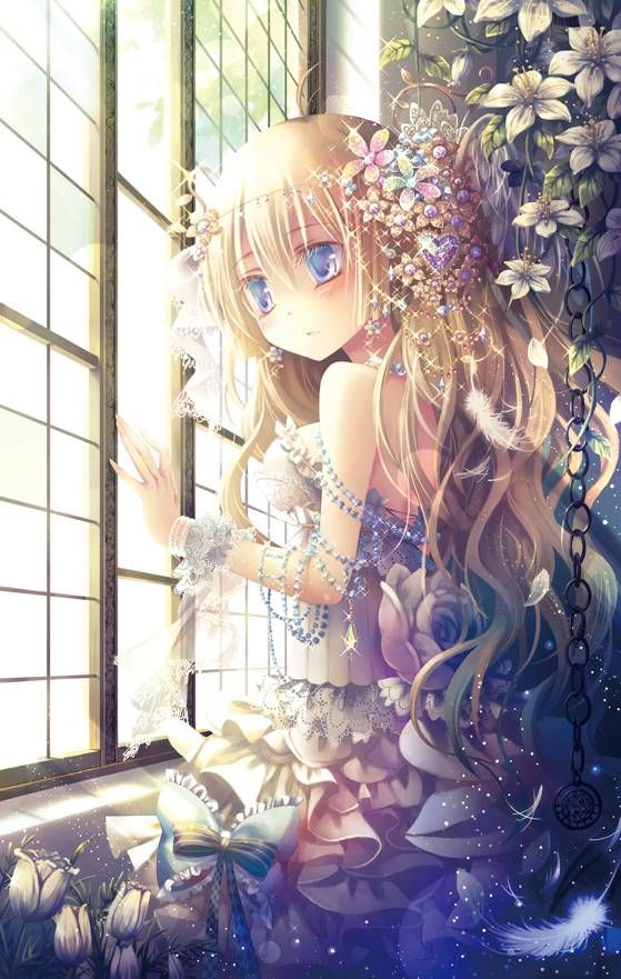 A Beautiful Anime Girl Cute loli | ani...
