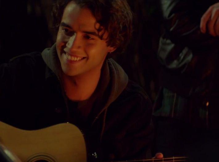 'If I Stay' movie - Jamie Blackley as Adam Wilde
