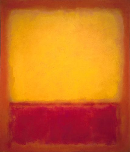In 'Mark Rothko: From the Inside Out,' a Son Writes About His Father - The New York Times