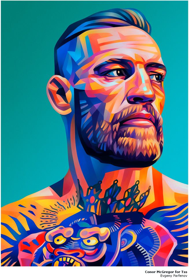 Conor Mcgregor Kim Jong Un Asaf Zamir New Chapter On Behance Mcgregor Wallpapers Conor Mcgregor Conor Mcgregor Wallpaper