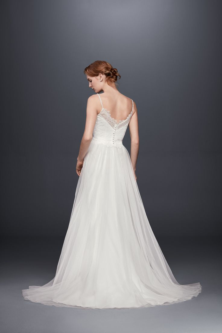 1207 best images about southern style on pinterest tulle for Southern country wedding dresses