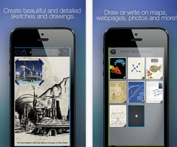 20 Best iPhone Apps for Designers