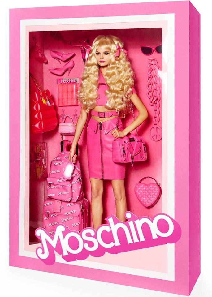 """""""muñecas de alta costura"""" #Moschino"""