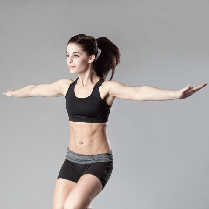 Twelve minutes—that is all that it takes to kick your metabolism into high gear and build lean, strong (read: sexy!) muscle. This time-efficient high-intensity interval training workout is the perfect