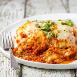 De beste lasagne @ allrecipes.nl
