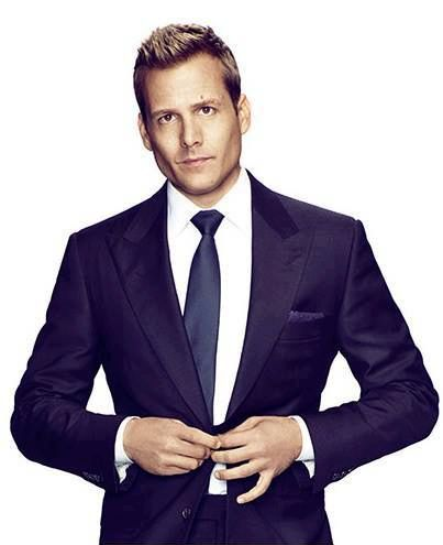 Harvey Specter from Suits - Because a smart, bad ass, well dressed man is what I want... Is that too much to ask for?