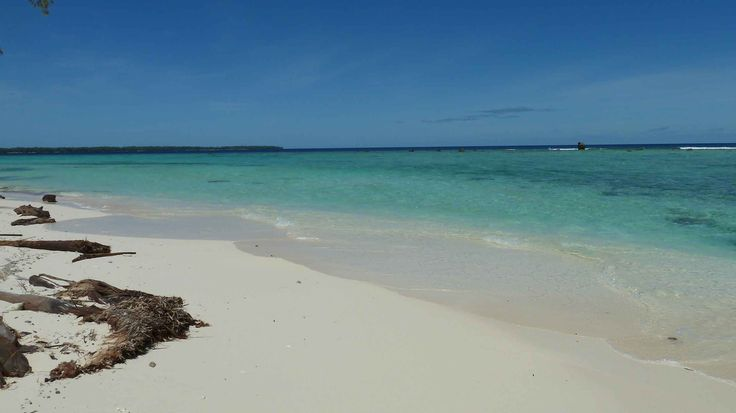 Conflict Islands, PNG