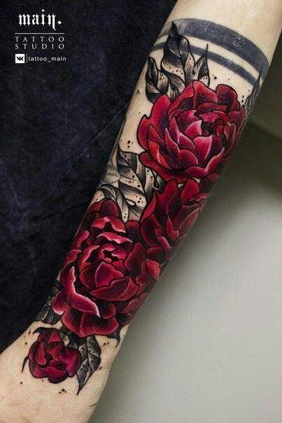 Geometric Tattoo – geometric sleeve tattoo #Geometrictattoos