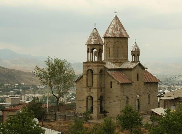Армянский ниточный сыр