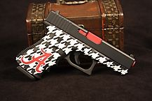 Crimson Tide Glock 19