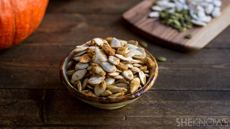 3 Downright delicious recipes to make the most of pumpkin seeds