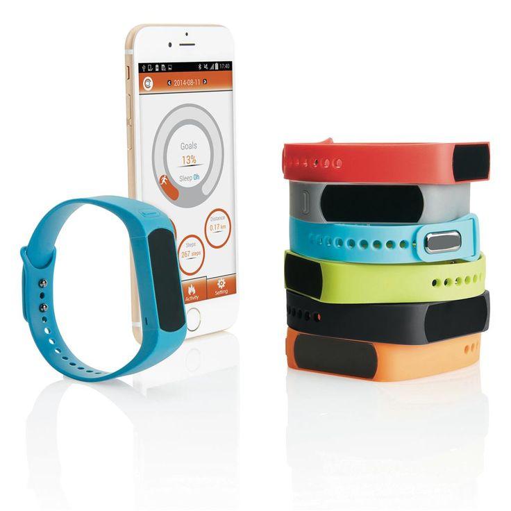 Activity Tracker women. Activity tracker bracelet.