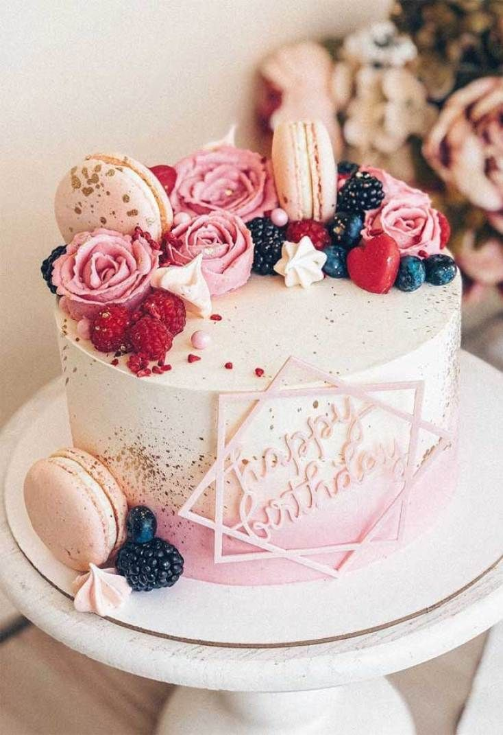 Stupendous 79 Amazing Cake Inspiration For Special Celebration In 2020 21St Funny Birthday Cards Online Overcheapnameinfo