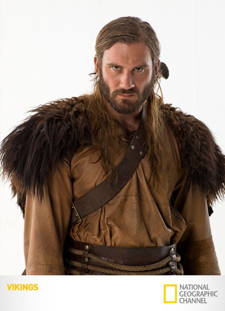 "Clive Standen é ""Rollo"". Vikings. #Vikings Confira conteúdo exclusivo no www.foxplay.com"
