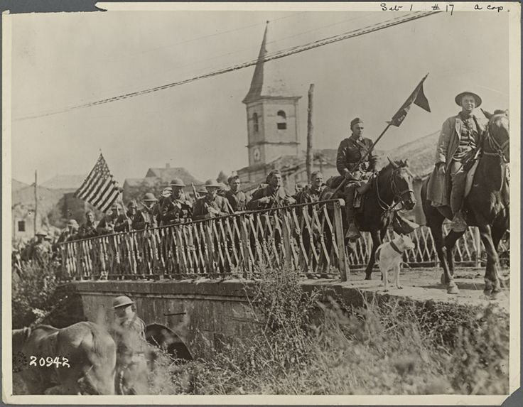 The New York Public Library — We recently digitized a collection of World War I...