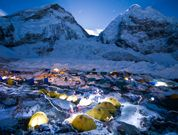 Hike to Everest Base Camp  Himalaya, Nepal