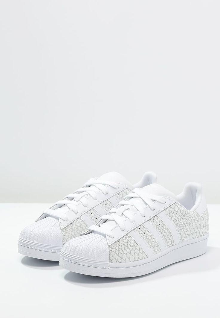 Schoenen adidas Originals SUPERSTAR - Sneakers laag - white wit: 99,95 € Bij