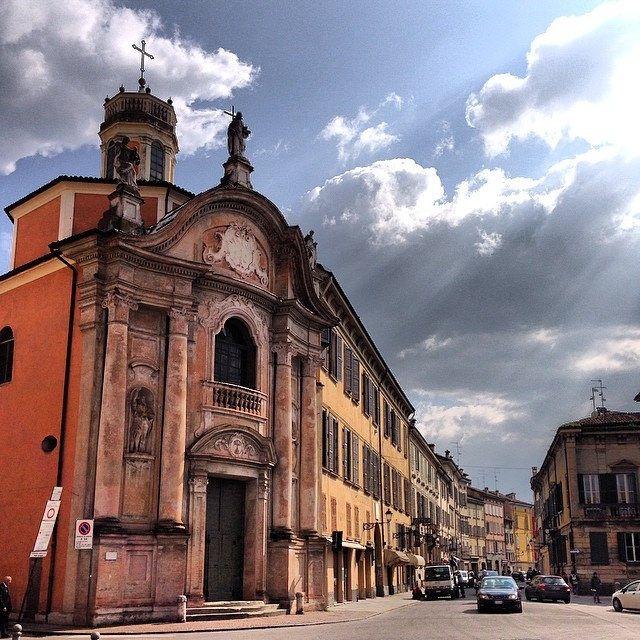Piazza del Cristo, Reggio Emilia | Flickr – Condivisione di foto!