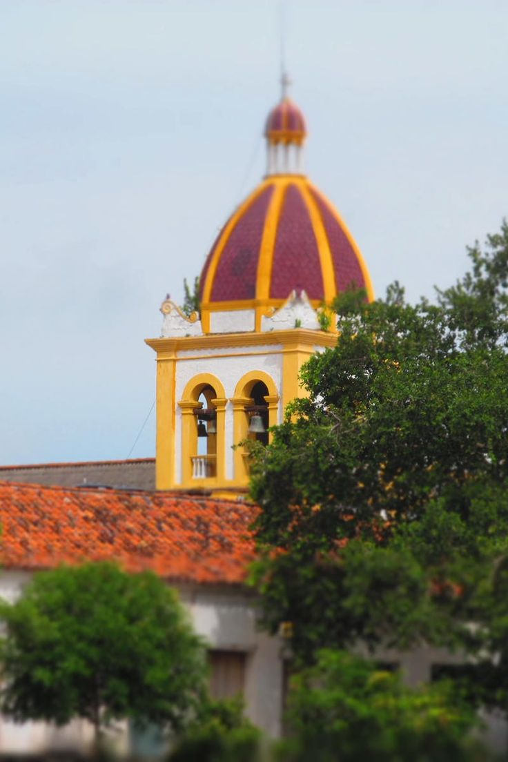 Free stock photo of architect, travel, church, mompox