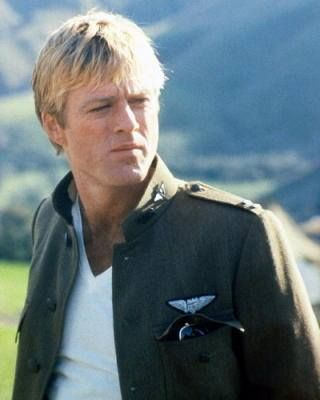 ROBERT REDFORD – THE GREAT WALDO PEPPER, 1975