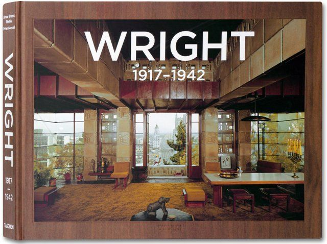 Frank Lloyd Wright. Complete Works. Vol. 2, 1917–1942: Hollywood Hill, Complete Work, Book, Los Angeles, Frank Lloyd Wright, Julius Shulman, Architecture, Freeman House, Design