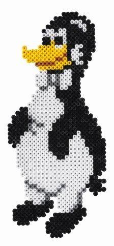 Pinguino su base quadrata
