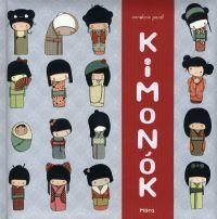 Borító: Kimonók (Könyv) - Annelore Parot