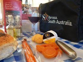 Barossa Butcher, Baker, Winemaker Trail Card, South Australia
