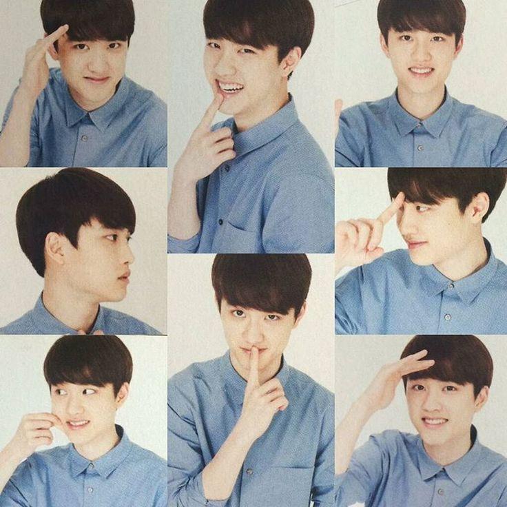 Do Kyungsoo (D.O)   EXO