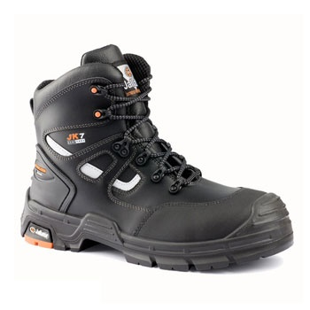 Jallatte Jalbrave Composite Safety Boots - £74.70 NO VAT - Quality hiking boots!    Jallatte Jalbrave Composite Safety Boots complete any winter workwear attire, safety is the priority of these boots.