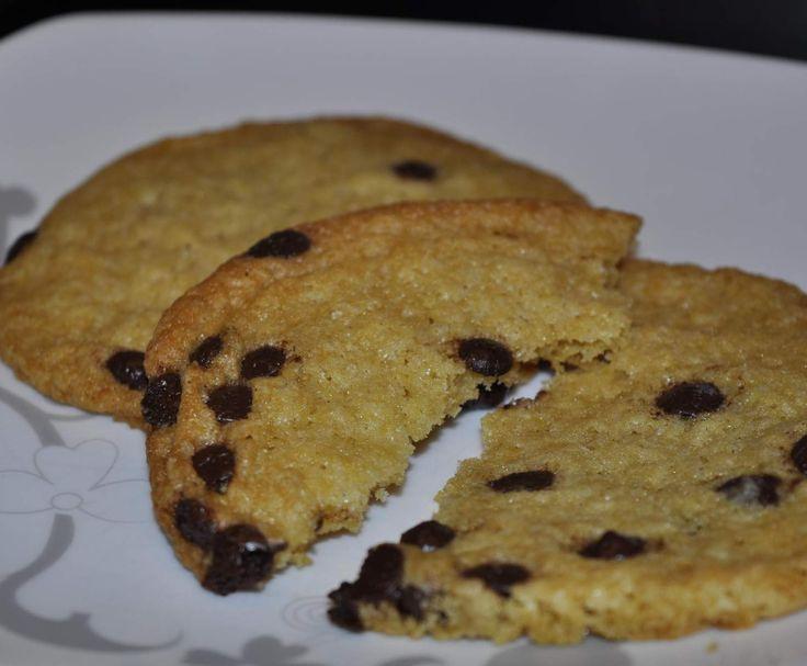 Rezept Orignal American Cookies - wie bei SUBWAY von bjoernilein2000 - Rezept der Kategorie Backen süß