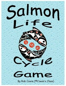 The Salmon Life Cycle Game takes students on the journey of a salmon. The students begin as an egg and experience the struggles a salmon faces as it grows into a spawner. The games the students play are interactive and informative. The games help the students realize the dangers the salmon face from both humans and animals.