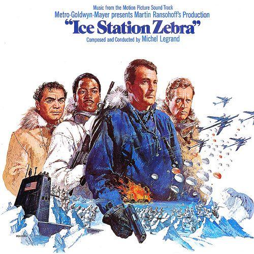 best 25 ice station zebra ideas on pinterest ice