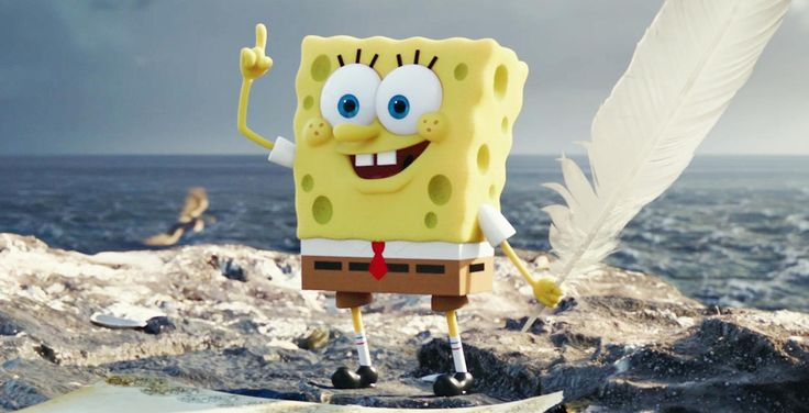 "Plano, TX: Win Passes To See ""The SpongeBob Movie: Sponge Out Of Water"""
