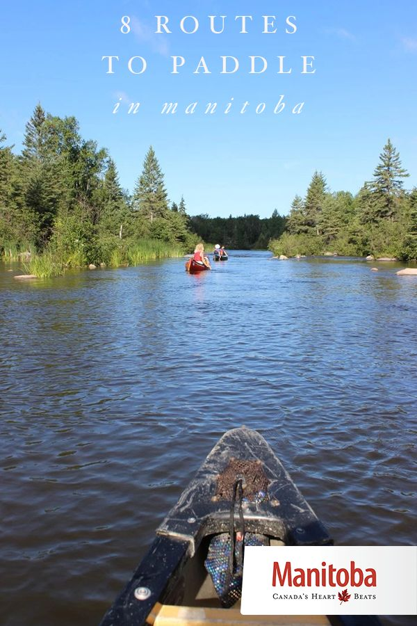 In Manitoba, summer means getting out and enjoying all that our rich environment…